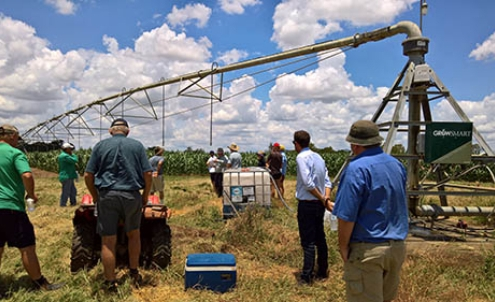 EcoDose Fertigation Farm Walk