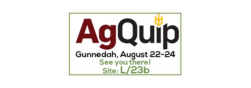 EcoDose Fertigation at Agquip 2017